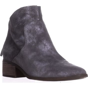 Lucky Brand Lahela Ankle Boots, Charcoal, 10 US / 40 EU