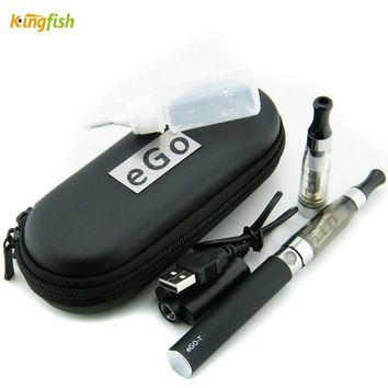 eGo CE4 starter kit + ce5 ecigs e cigarette ego t battery with ego CE4 Atomizer and CE5 Vaporizer electronic cigarette smoking