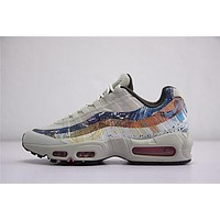 Dave White X Size? X Nike Air Max 95 Stone/thunder 872640 200 | Best Deal Online