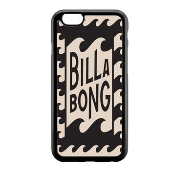 billabong wave iPhone 6 Case