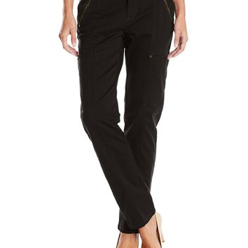 Lee Women's Modern Series Straight Fit Zuma Cargo Pant