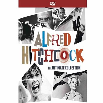 Alfred Hitchcock The Ultimate Collection on DVD