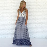 Honey Belle Maxi Dress