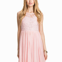Pure S/S Dress, Only