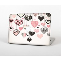 "The Hanging Styled-Hearts Skin Set for the Apple MacBook Pro 13"" with Retina Display"