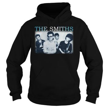 The Smiths rock band shirt Hoodie