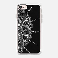 Casetify iPhone 7 Classic Grip Case - Black by Li Zamperini Art #iPhone 7