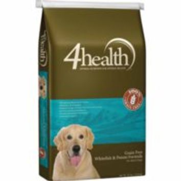 4health™ Grain Free Whitefish & Potato Formula for Adult Dogs, 30 lb. Bag