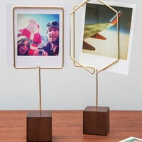 ModCloth Minimal Simple Showcase Photo Holder