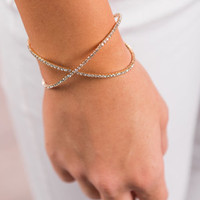 Proven Perfection Bracelet, Gold