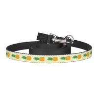 Pineapples Dog Lead