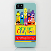 Color Me Sesame iPhone Case by Mike Boon | Society6