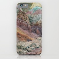 Calico Mountains iPhone & iPod Case by Kevin Russ