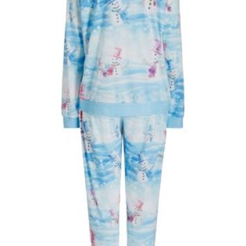 Buy Snowman Cuff Pyjamas from the Next UK online shop