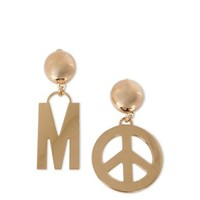 Earrings Women - Moschino Online Store