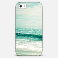 Sea of Tranquility iPhone & iPod case by Lisa Argyropoulos | Casetagram