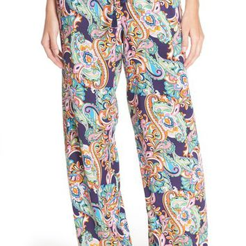 Tommy Bahama Print Cover-Up Pants | Nordstrom