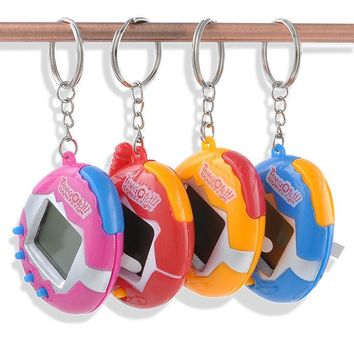 New Style 49 in One Virtual Cyber Pet Toys Funny Retro Game 3 Colors Home Garden Pets Training accessories
