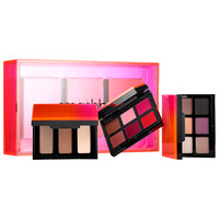Sephora: Smashbox : Light It Up 3 Palette Set: Eyes Contour Lips : lip-palettes-gloss-sets