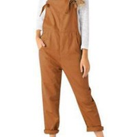 Knotted Overalls