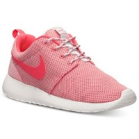 Nike Women's Roshe Run Hyperfuse Casual Sneakers from Finish Line | macys.com