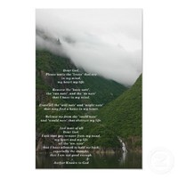 The Knots Prayer Large Poster from Zazzle.com