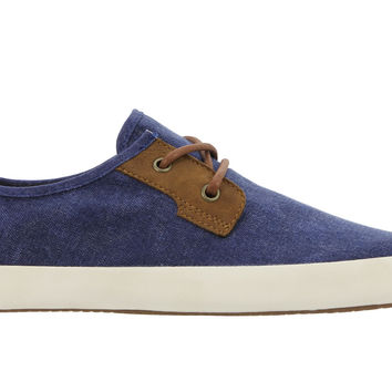 Vans Michoacan Loafers - Blue