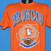 90s Denver Broncos NFL t-shirt Medium