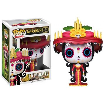 BOOK OF LIFE | La Muerte POP! Vinyl