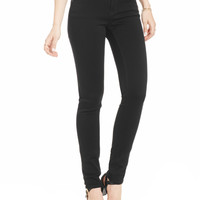 Celebrity Pink Jeans Juniors' Super-Soft Skinny Jeans, Black Wash