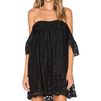 Tularosa x REVOLVE Alyssa Dress in Black