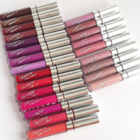 Color Pop Matte Lipgloss, Multiple Colors