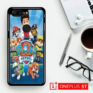 Paw Patrol X4164  OnePLus 5T / One Plus 5T Case