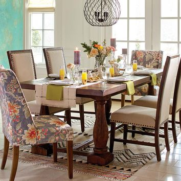 Eclectic Transitional