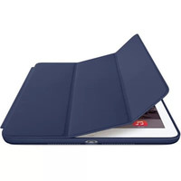 Ultra Flip stand three-fold Smart cover Tablet Case for apple ipad air 2 Slim leather case for ipad6 magnet cover + screen guard