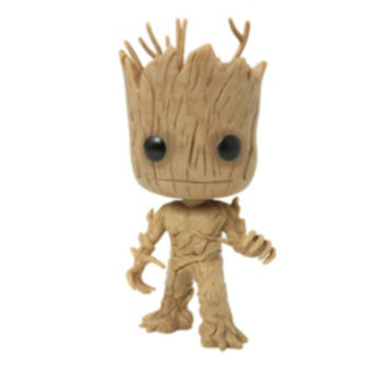Marvel Guardians Of The Galaxy Pop! Groot Vinyl Bobble-Head