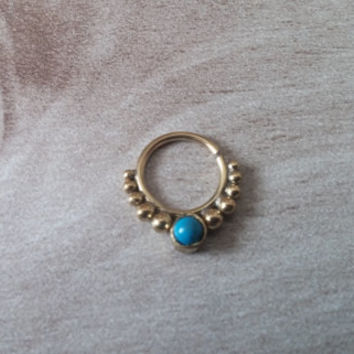 Septum,septum ring,,indian septum ring, tribal septum,septum piercing septum nose ring,septum ring opal,brass septum ring,septum jewelry