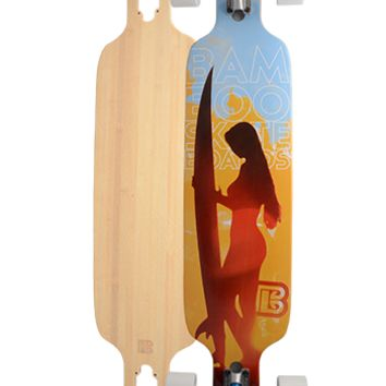 Paddle Out – Twin Tip DT Longboard