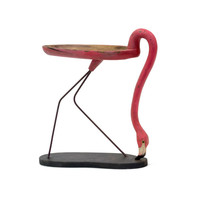 Lovely Flamingo Table
