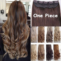 Long Clip in Hair Extension