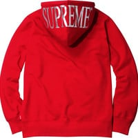 Supreme Classic Logo Hooded Sweatshirt