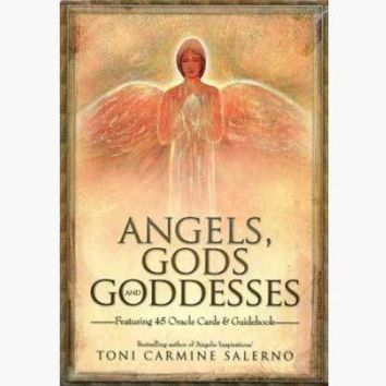 Angels, Gods & Goddesses Oracle  Deck & Book