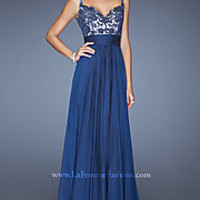 Full Length Sweetheart Evening Dress