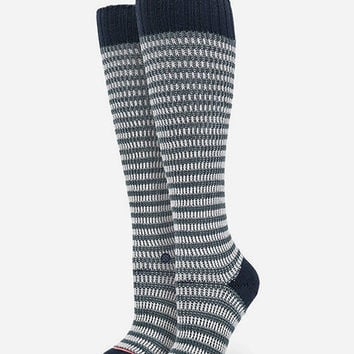 Stance Lido Tall Boot Womens Socks Cream One Size For Women 26659815101