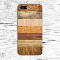 7 Shades of Striped Wood Design Case for iPhone 6 6 Plus iPhone 5 5s 5c iPhone 4 4s Samsung Galaxy s6 s5 s4 & s3 and Note 4 3 2