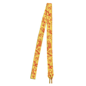 Simpsons - Itchy & Scratchy Duotone Shoelaces