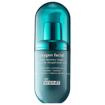 Dr. Brandt Skincare Oxygen Facial Flash Recovery Mask (1.4 oz)