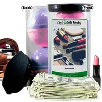 Bombshell Cash Bath Bombs Tube