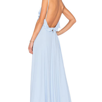 Privacy Please x Jamie Chung Karen Dress in Sky Blue