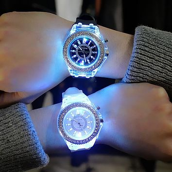 Led Light Up Watches